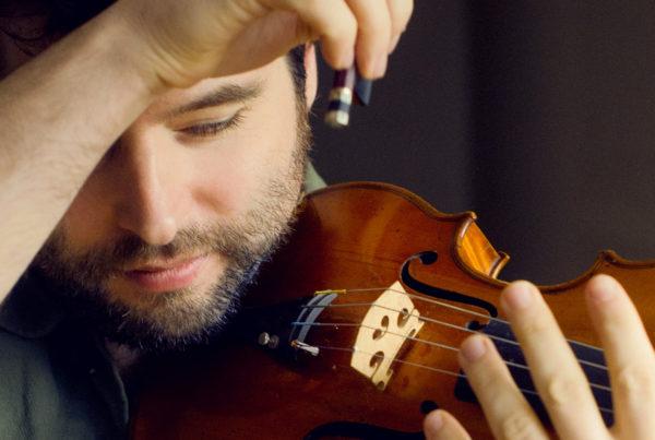 Unis Vers - nouvel album Mathias Lévy